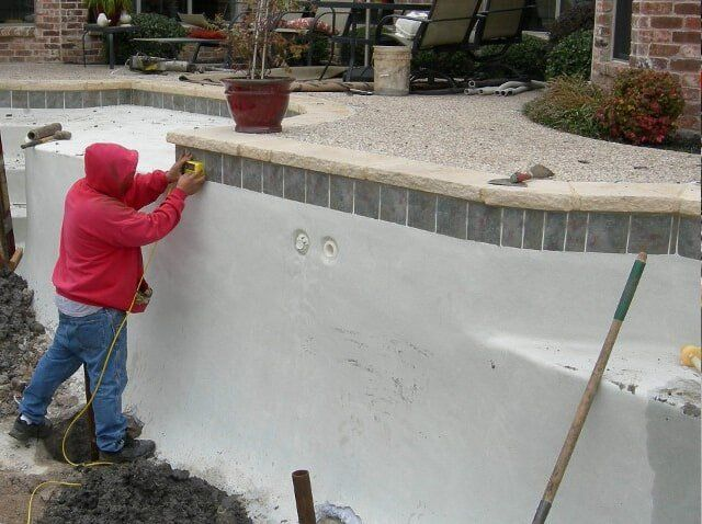 Steel and Concrete Piers - Garland, TX - Ace Foundation Repair