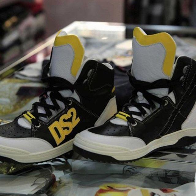 scarpe a marchio DS2