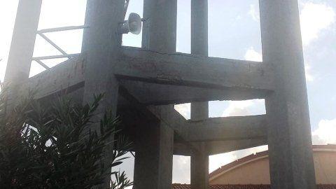 struttura in cemento armato