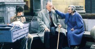 mit Martin Held und Elisabeth Bergner © www.cinema.de/bilder/elisabeth-bergner