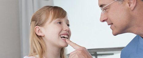 Daily checklist for good oral health