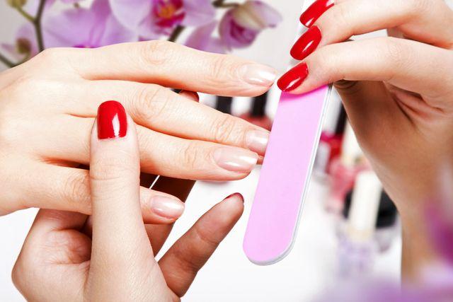 nail beautification