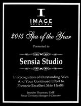 Image Skincare 2015 Spa of the Year