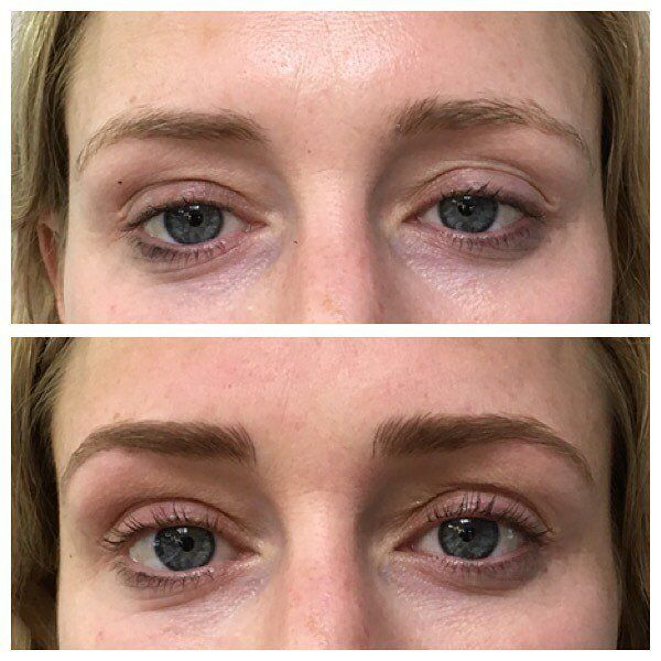 Microblading Makeup Applications Hair Salon Services In