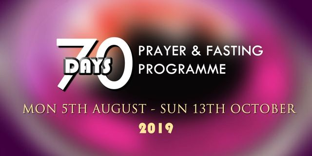 Prayer City | Mountain of Fire And Miracles Ministries Scotland
