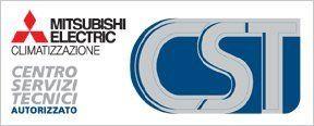A.S.G. IMPIANTI ASSISTENZA MITSUBISHI ELECTRIC logo