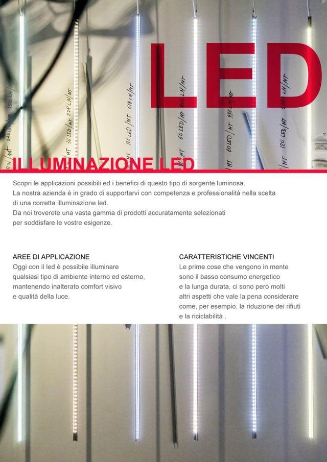 illuminazione, sistemi di illuminazione, impianti luminosi