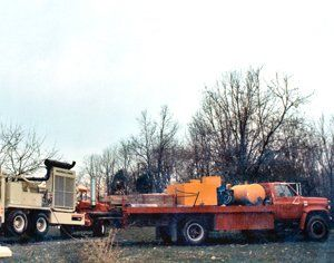 Johnson Water Well Drilling equipment