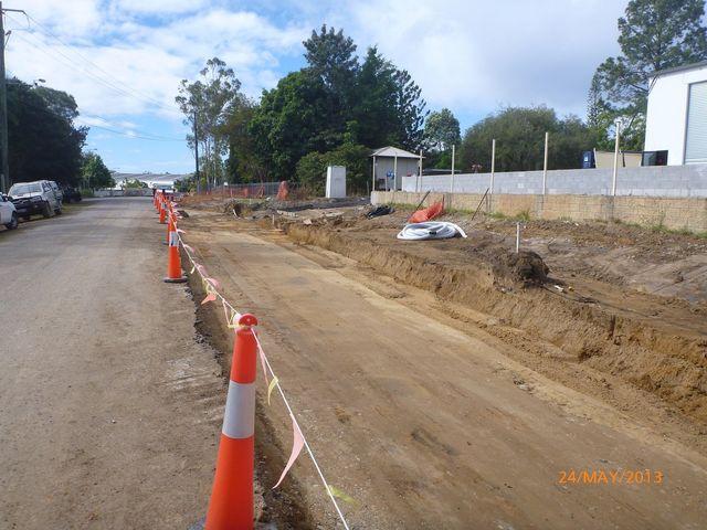 road widening brisbane