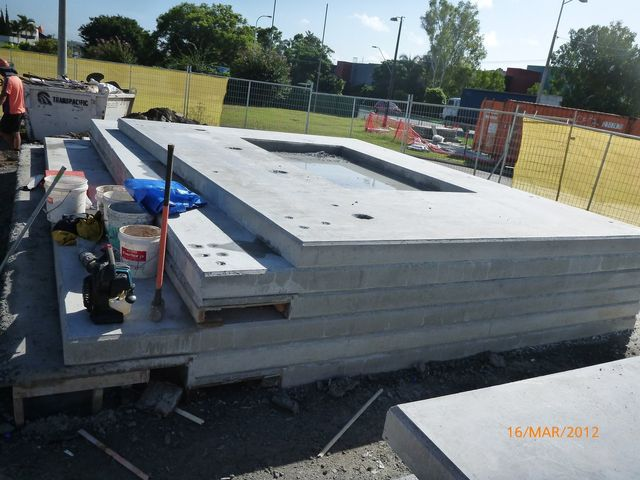 stacked tilt panels brisbane