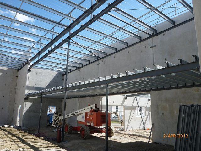 warehouse frame brisbane