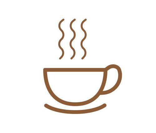 Icona della tazza di caffèa Viggiù