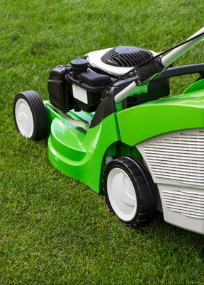 Garden lawnmower