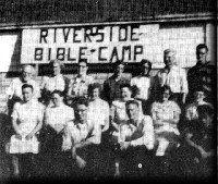 Riverside Bible Camp group photo