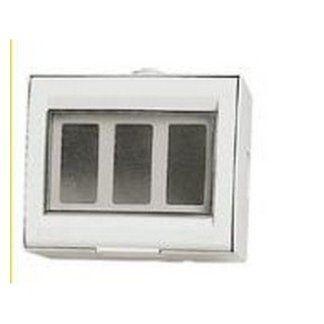 contenitore da parete IP55 3 moduli