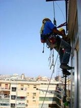 manutenzione vetrate