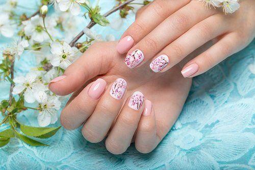 Il risultato di una manicure
