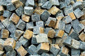 recycled stones