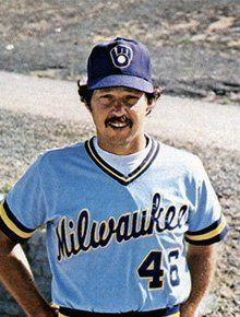 Jerry Augustine - La Crosse Baseball Nominee
