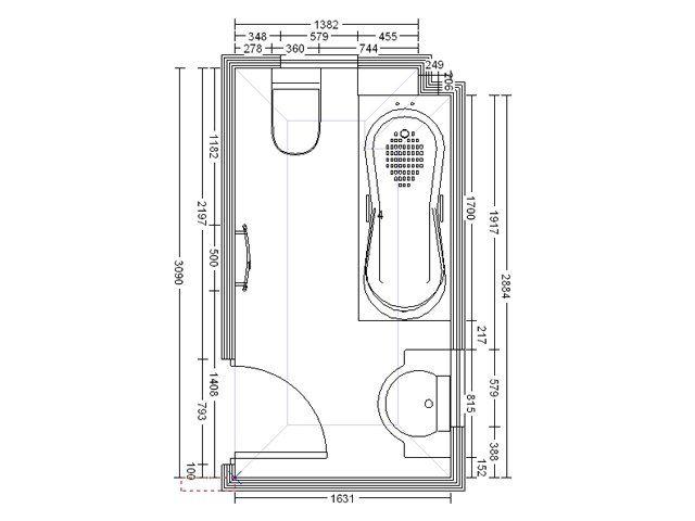 Cad Bathroom Design Bathroom Design Drawings Small Cottage House Floor Plans Bathroom Designs