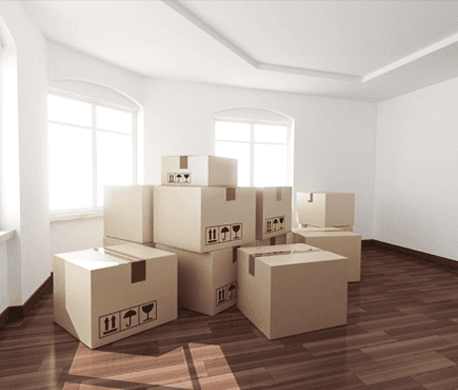 packing by The Grange Removal Co