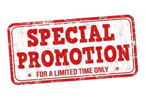 icona  promozione speciale