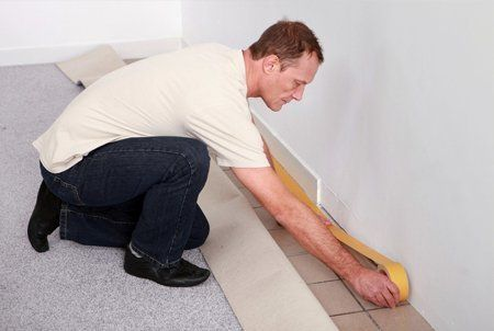 carpet fitting specialist