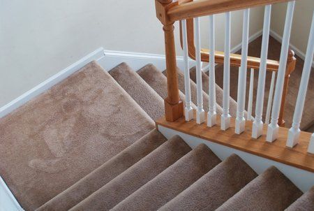 stairs carpet fitting