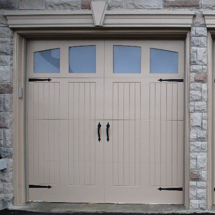 Our Garage Doors Come in Multiple Finishes