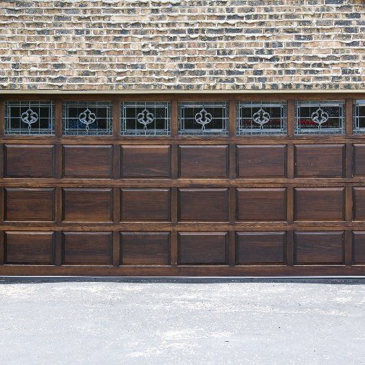Residential Doors Available in Dark Finishes