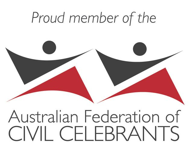 Australian federation of civil Celebrants logo