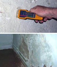 damp proofing walls  - London - Allied Remedial Treatments Ltd