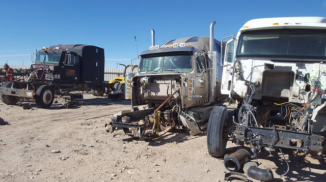 Used Trailer Parts | Hobbs, NM | Hobbs Spring & Suspension Inc