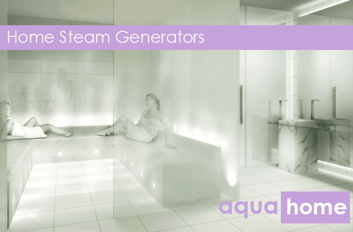 Luxurious home steam generators from South Wimbledon