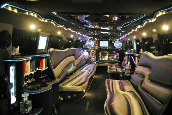 Hummer Limousine Rental Santa Fe