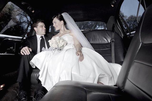 wedding limousine service Albuquerque santa fe