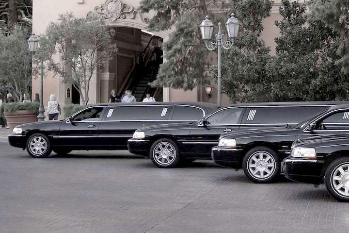 wedding limo santa fe