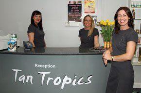 Beauty salon - Hollingworth, Rochdale - Tan Tropics - Salon