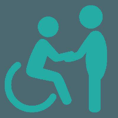 icona disabili