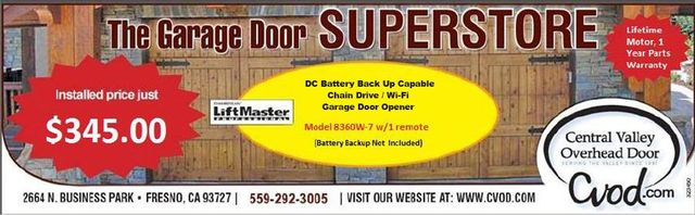 Ordinaire Garage Door Opener Special Offer