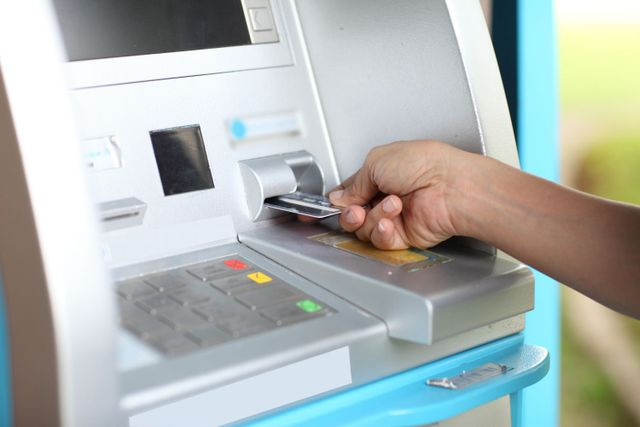 ATM service in Rochester, NY
