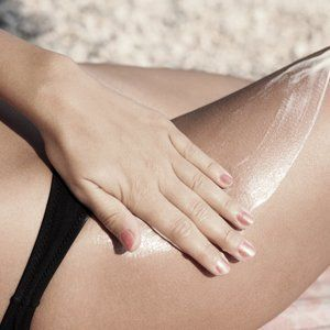 even tan