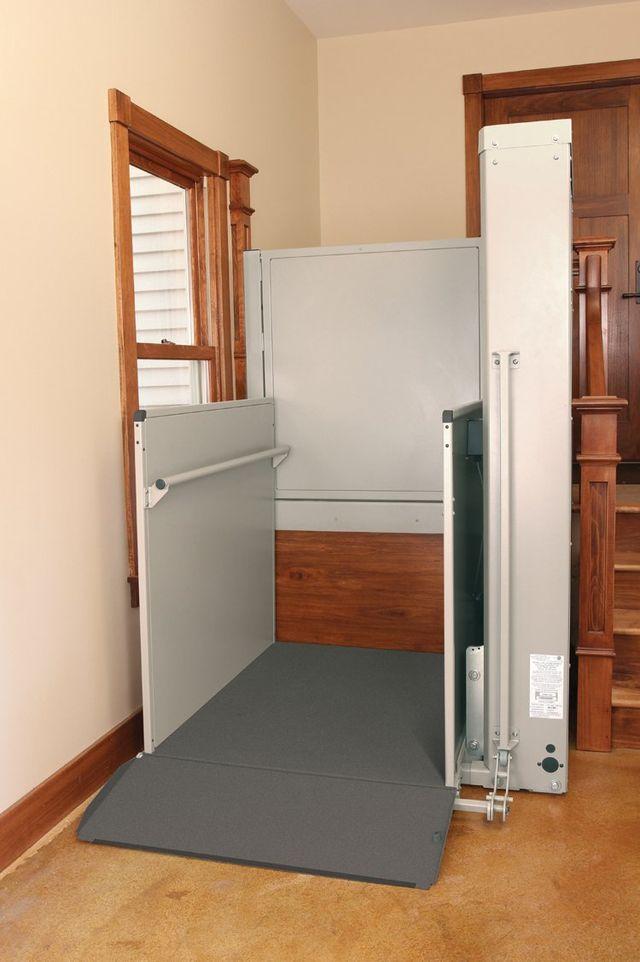 Wheelchair Lifts Northern California Benchmark Home Elevators
