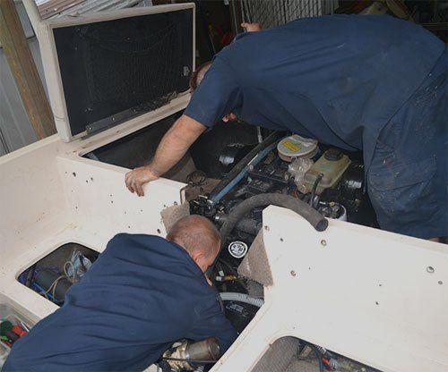 Boat Motor & Ski Boat Repairs Gainesville, FL