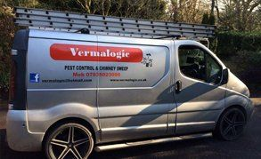 A Vermalogic van