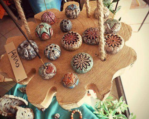 ceramica e cuocerla con particolari tecniche-Raku
