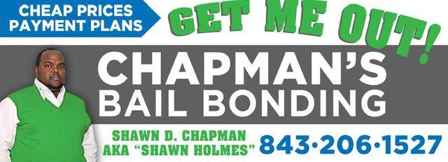 bail bonds | Darlington, South Carolina | Chapman's Bail Bonding