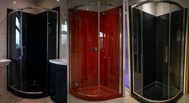 leak proof showers