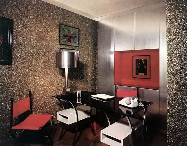 Early Seventies Paris Throws Up The Best Of The Best Interiors Books;  Jansen Decoration Is 1971 And Decoration Tradition Et Renouveau Is 1973.