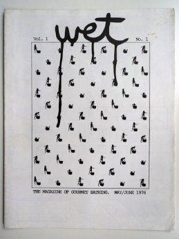 wet the magazine of gourmet bathing